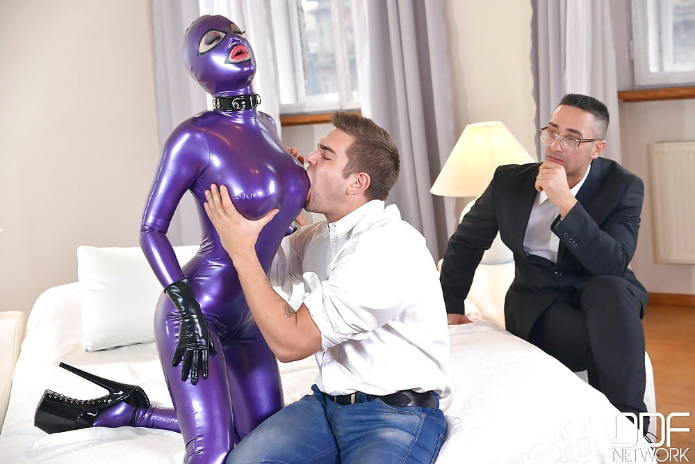 Ddfporn Latex Lucy Spanking Therapy Part Teamskeet 1