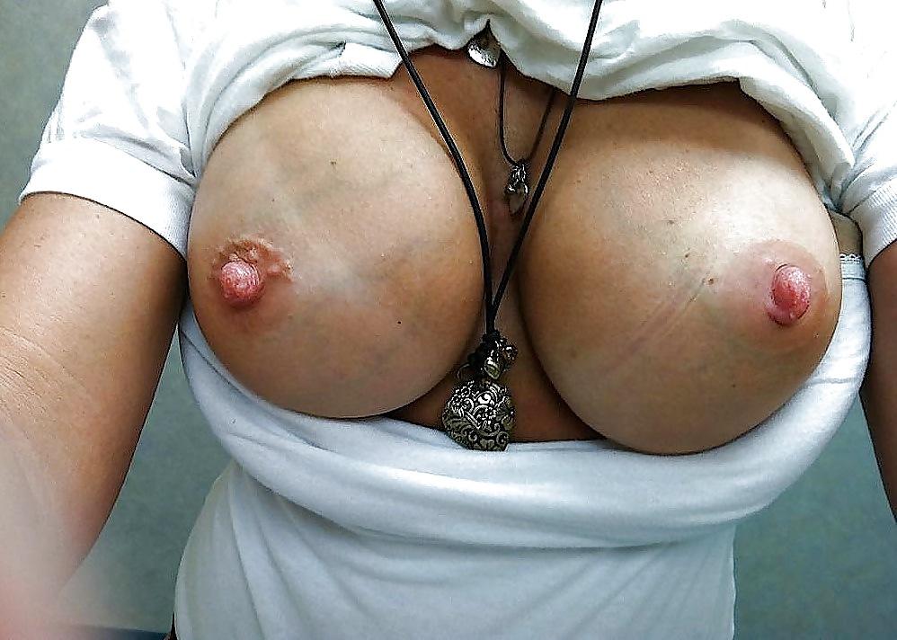 Bondage With Big Nipples