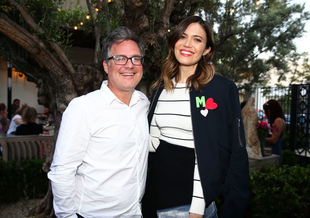 Mandy Moore - Fashionable Equal Payday Kick-off (29 March 17 - 6 Pics