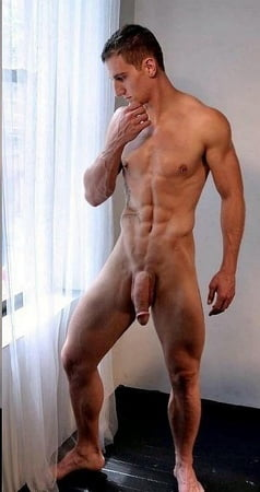 Attractive Full Frontal Naked Guys Gif