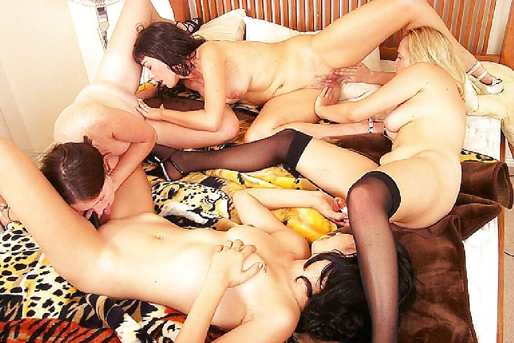 Nude new years eve party