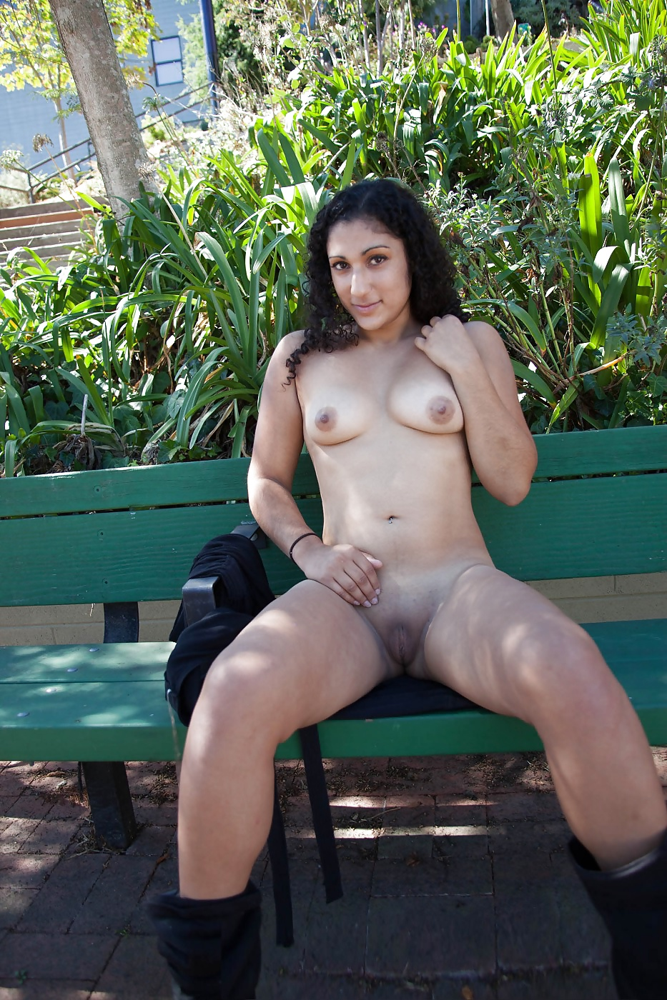 Naked ladies in public places-9735