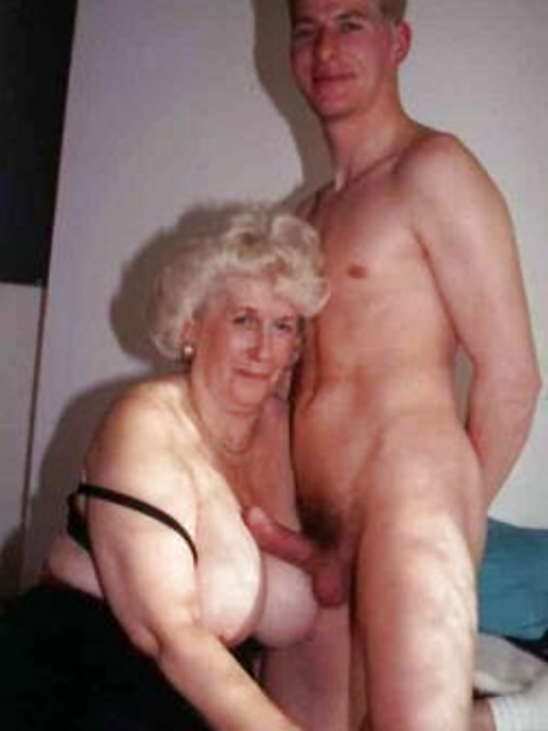 Grandson fucks his very old grandma, free porn bd