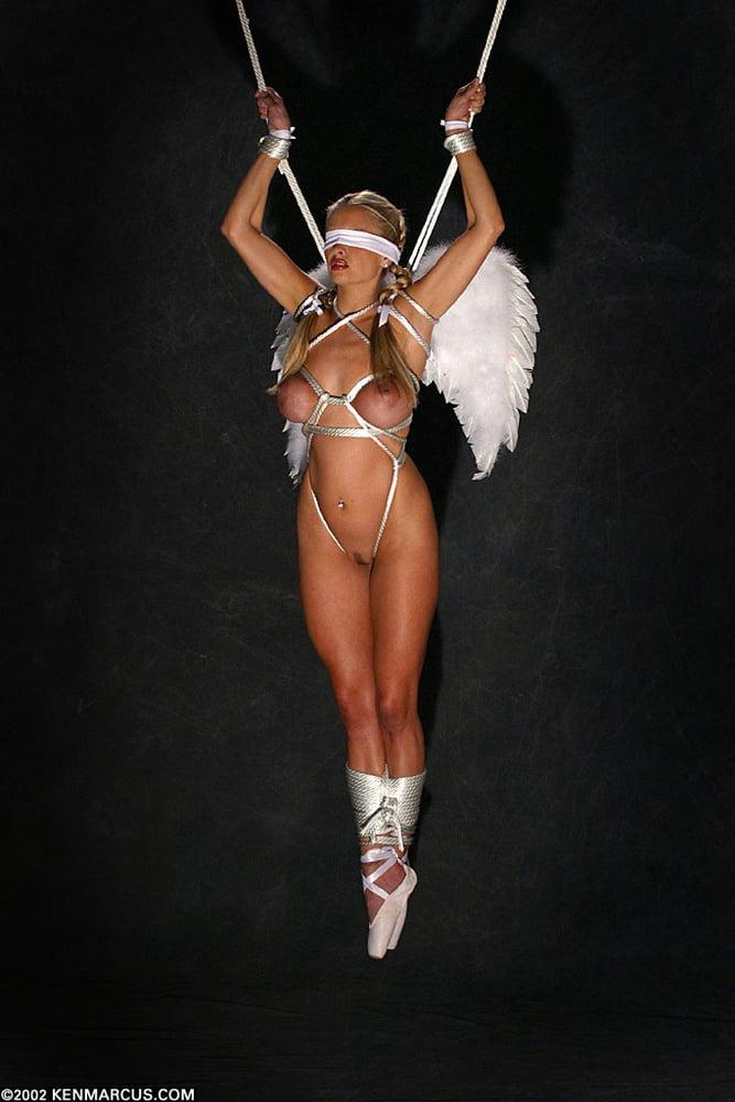 Angel in bondage tribe photos — photo 13