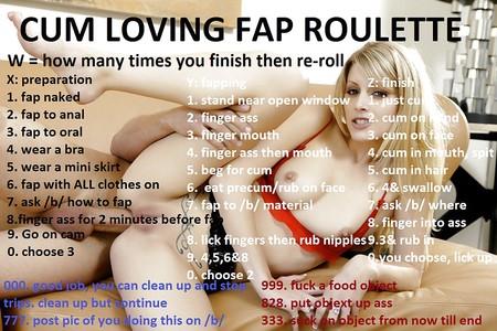 Roulett porn Sex Roulette