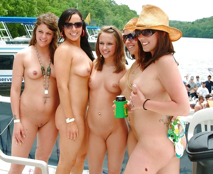 Naked florida coeds