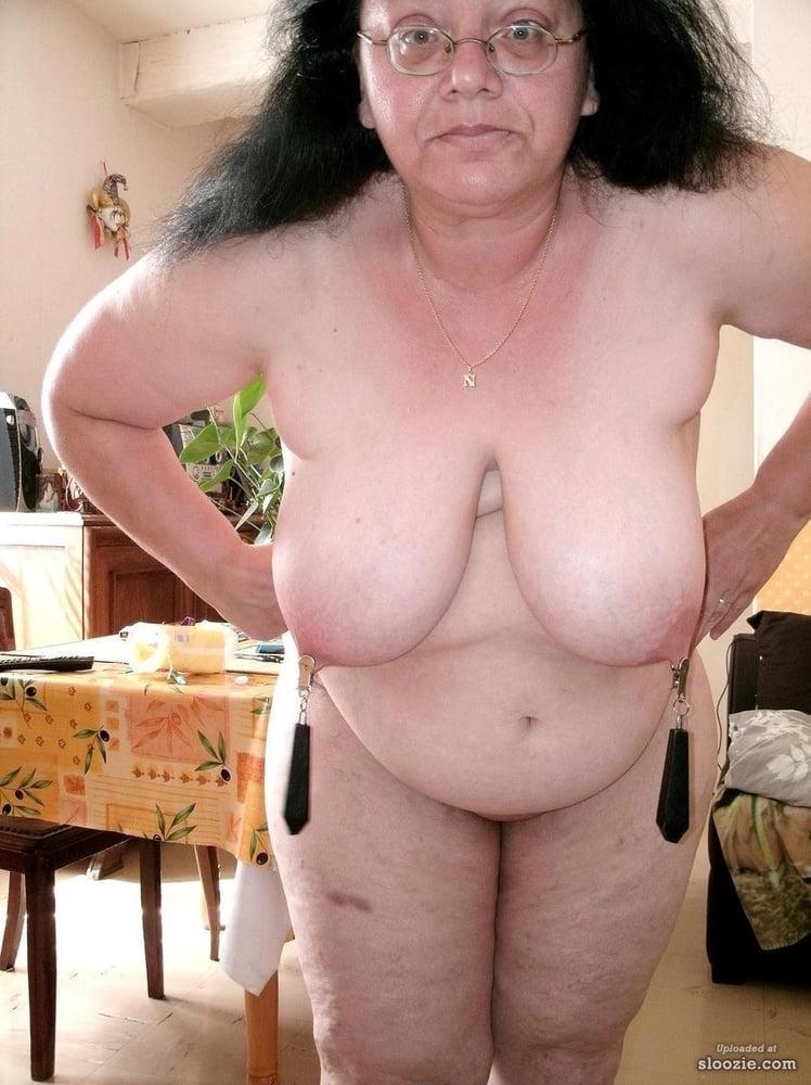 Desi mom breast #1