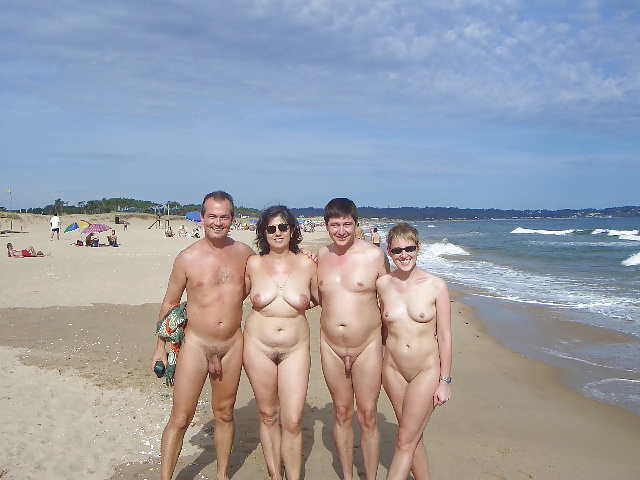 Nude mature group-7821