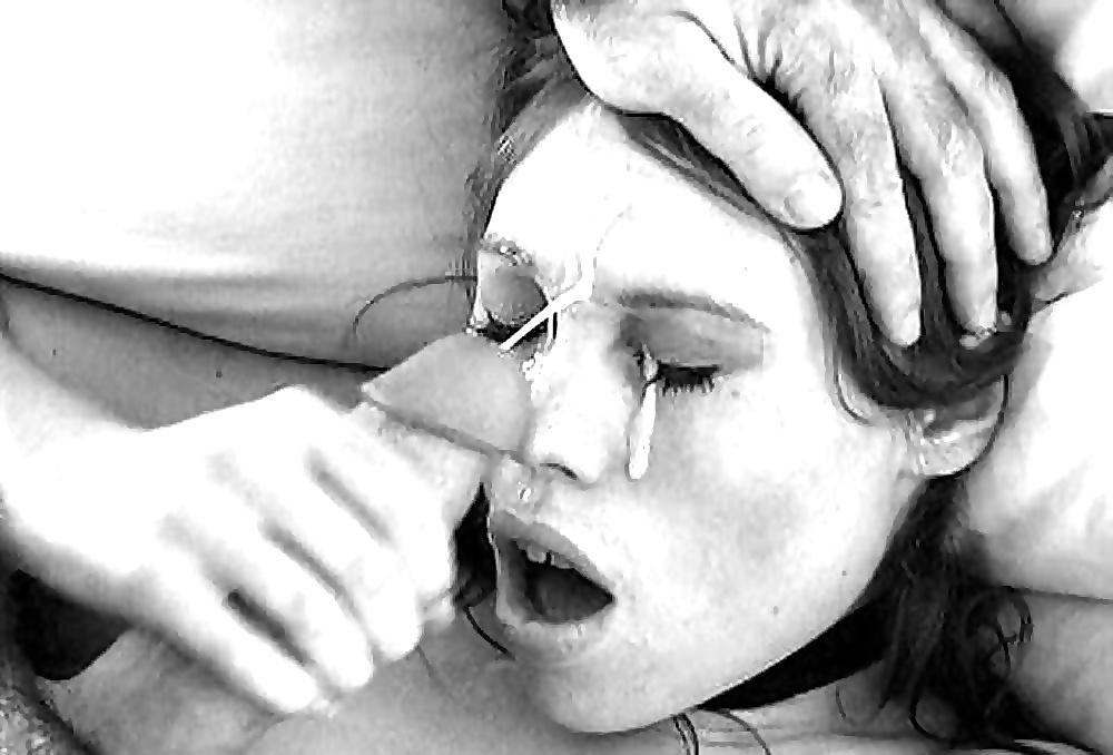 человеку жизнь кончают в глаз порно что будет больно