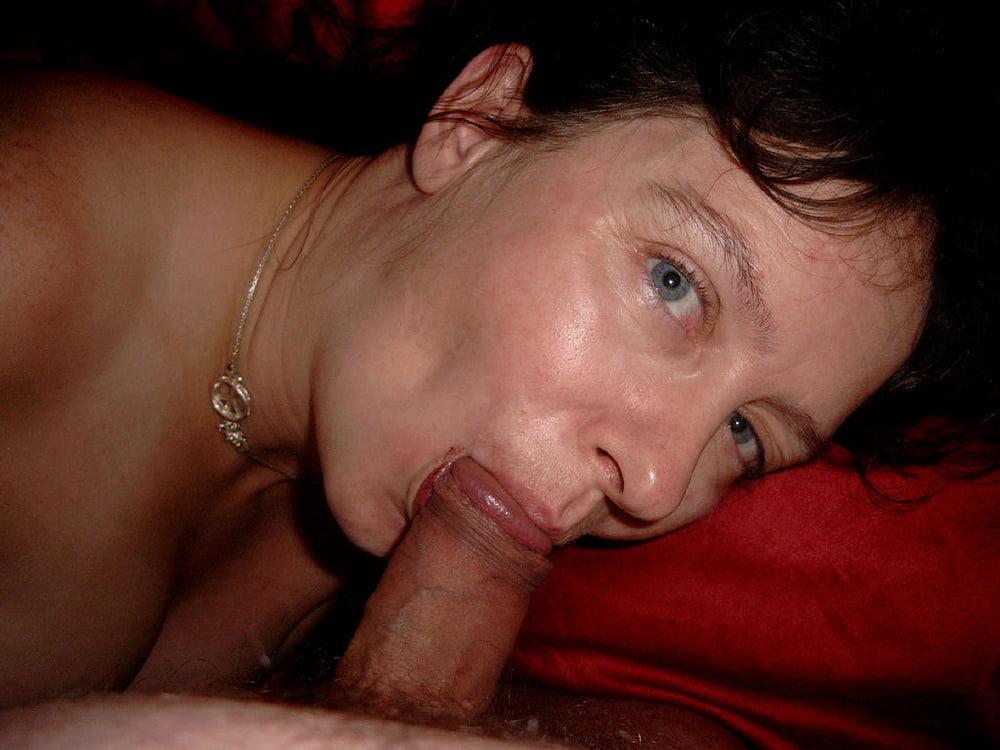 Amateur mature asian wife bj