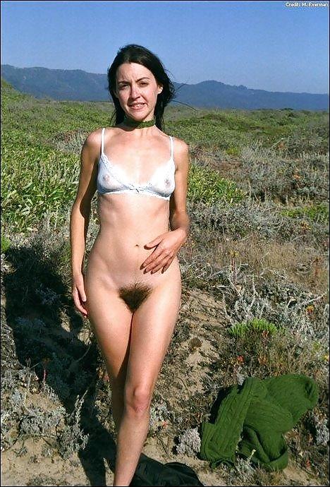 bottomless bikini beach