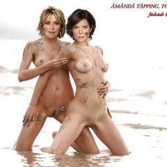 Amanda tapping nackt fotos