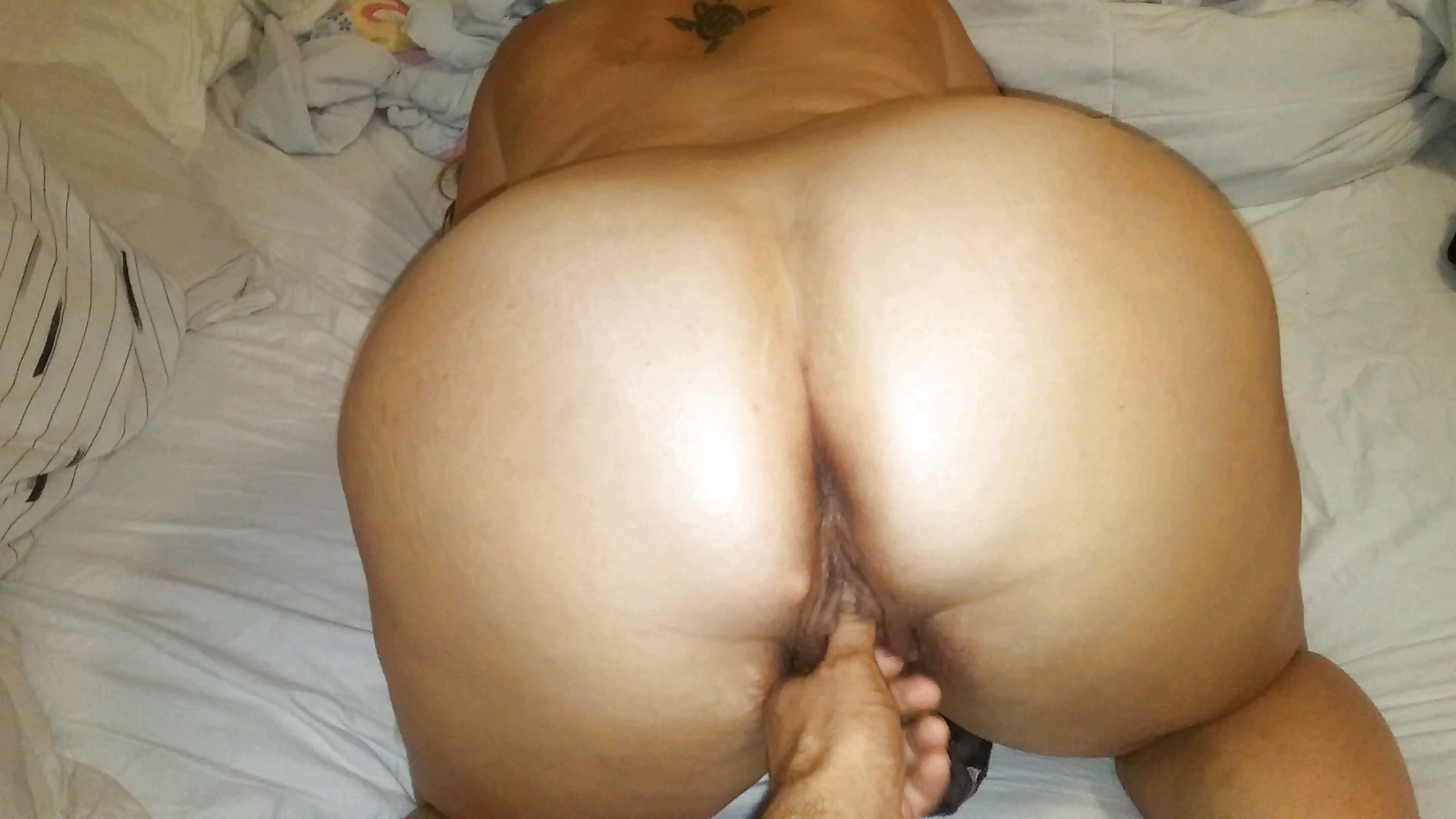 Shaved pregnancy pussy