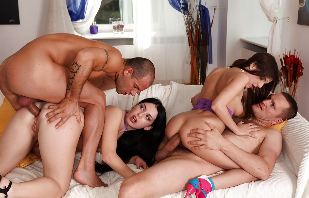 Cute Teens Are Impaled Hard In The Group Sex Orgy Hq Porn Photo