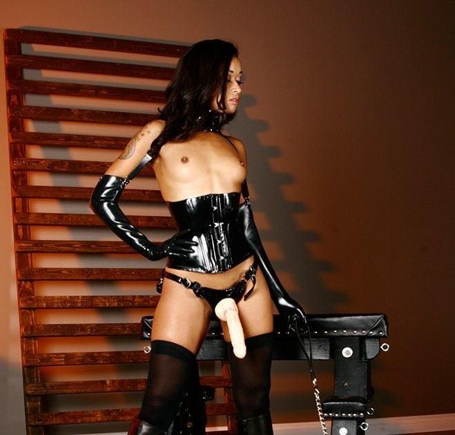 Femdom amature strapon dominatrix mistress