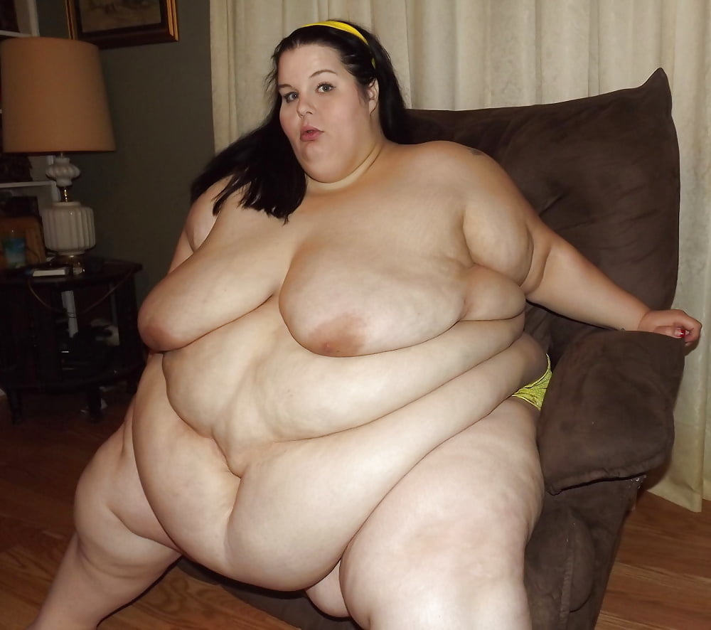 Sorry, big fat woman completely naked