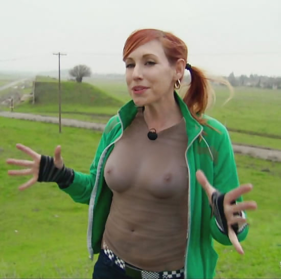 Girls in mythbusters naked