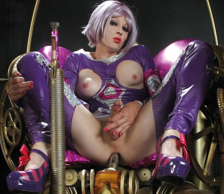 Techno girl porn