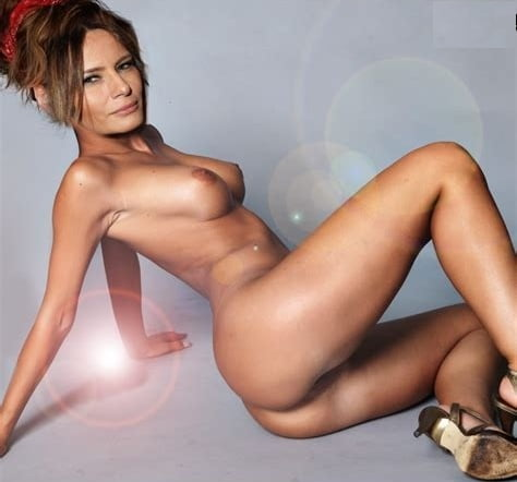 Melanias Nudes